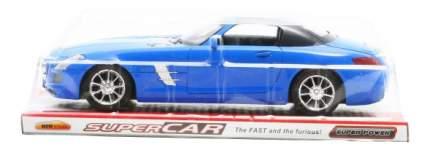 Машинка спортивная инерционная Super Car Gratwest В54567