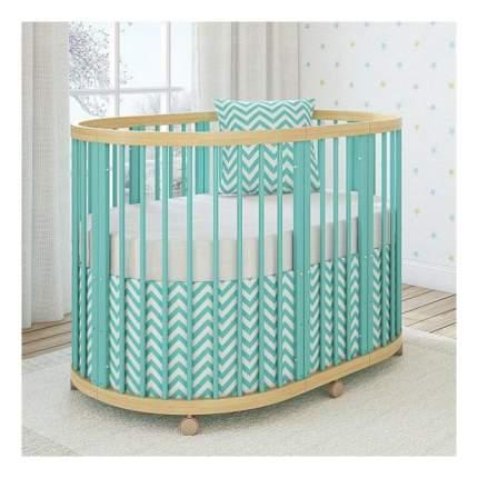 Кровать классическая TreeO Mint Shapito
