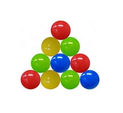 Шарики пластиковые Рыжий кот для сухих бассейнов И-1500 24 шт. разноцветные