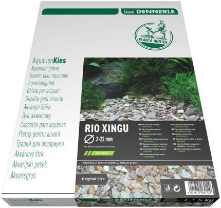 Грунт для аквариума Nature Gravel PlantaHunter Rio Xingu MIX 5кг  2-22мм