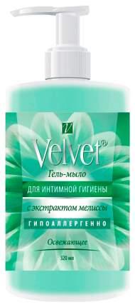 Средство для интимной гигиены Velvet с экстрактом мелиссы 320 мл
