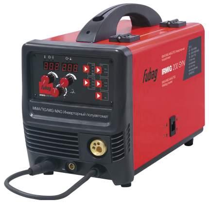 Сварочный полуавтомат_инвертор IRMIG 200 SYN (38643) + горелка FB 250_3 м (38443)