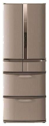 Холодильник Hitachi R-SF 48 GU T Brown