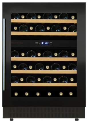 Встраиваемый винный шкаф Dunavox DAU-46.146DB