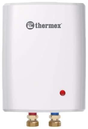 Водонагреватель проточный THERMEX Surf 5000 white