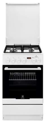 Комбинированная плита Electrolux EKK 954904 W White