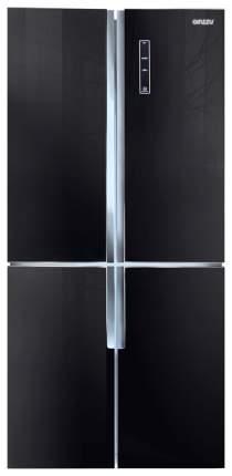 Холодильник Ginzzu NFK-510 Black