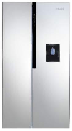 Холодильник Ginzzu NFK-531 Silver