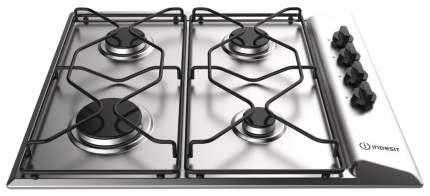 Встраиваемая варочная панель газовая Indesit PAAI 642 IX/I EE Silver