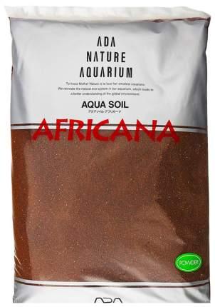 Грунт для аквариума ADA Aqua Soil Powder Africana Питательный 3л