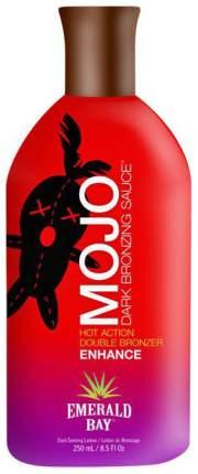 Средство для солярия Emerald Bay Mojo Dark Bronzing Sauce 250 мл