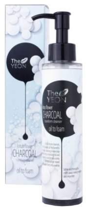Средство для очищения THE YEON Lotus Flower Charcoal Transform 150 мл