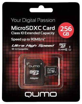 Карта памяти QUMO SD Micro 23633 256GB