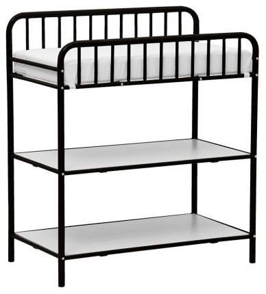 Столик для пеленания Polini Kids Vintagе 1180 металлический, Черный