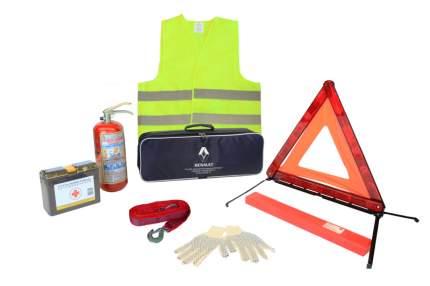 Автомобильный набор Базовый плюс Renault Emergency Set Base Plus, 7711547140