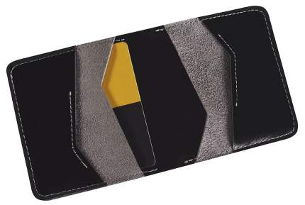Кожаное портмоне Toyota Leather Wallet, Weekend, Black/Grey, TMSUV04WAL
