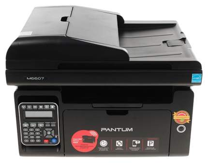 Лазерное МФУ Pantum M6600 Series M6607NW