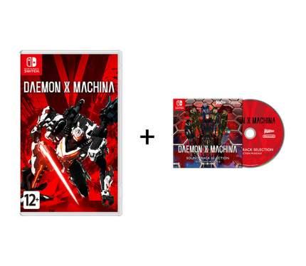 Игра для Nintendo Switch Daemon X Machina. Day One Edition