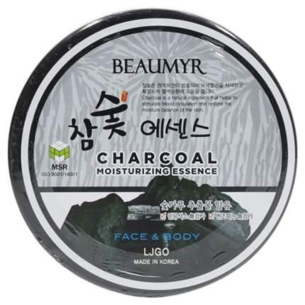 Средство для тела Juno Beaumyr Charcoal Moisturizing Essence 300 мл