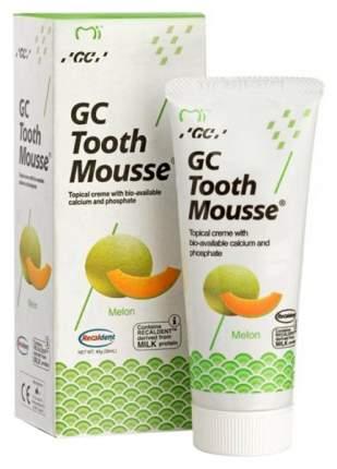 Зубной гель GC Tooth Mousse Дыня 35 мл