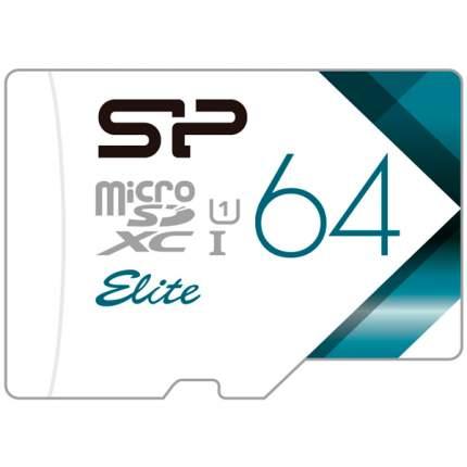 Карта памяти Silicon Power Micro SDXC SP064GBSTXBU1V21 64GB