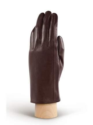 Перчатки мужские Eleganzza HP90309 коричневые 8