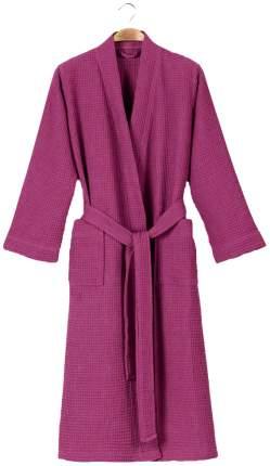Eleganta Банный халат пике Цвет: Малиновый (M)