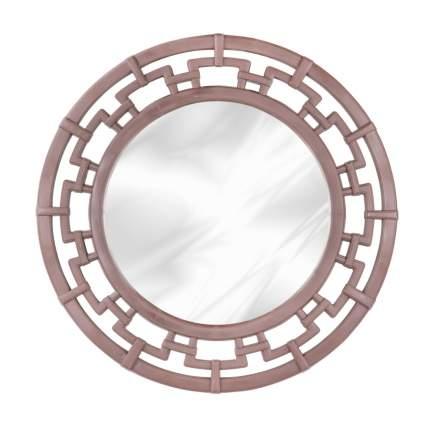 Зеркало настенное Альтернатива M6767 48х48 см, черный