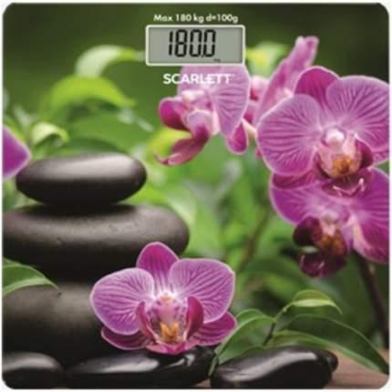 Весы напольные Scarlett SC-BS33E038 SPA камни (SC-BS33E038)