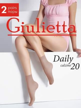 Носки женские Giulietta коричневые UNI