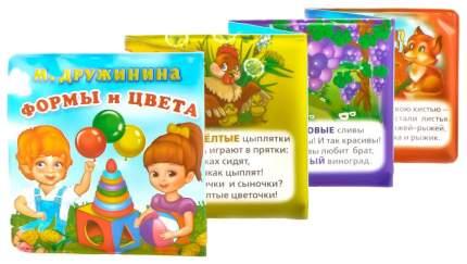 """Книга для ванны """"Формы и цвета"""", М. Дружинина Умка"""