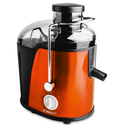 Соковыжималка центробежная Scarlett SC-JE50S16 Orange