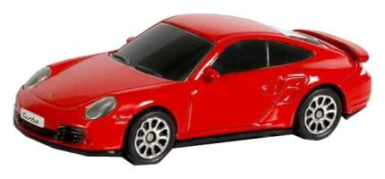 UNI-FORTUNE Машина Porsche 911 Turbo, красная (без механизмов) 344019S-RD