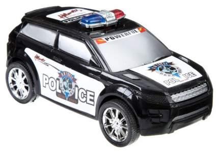 Инерц. пласт.полицейская машина, РАС 18х8х7см, арт.8867.