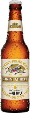 Пиво Kirin Ichiban 0.5 л