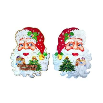 Панно из бумаги Дед Мороз, 50*40 см Е92282