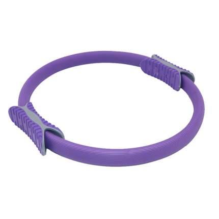 Кольцо для пилатеса Hawk B31278-4 фиолетовое 38 см