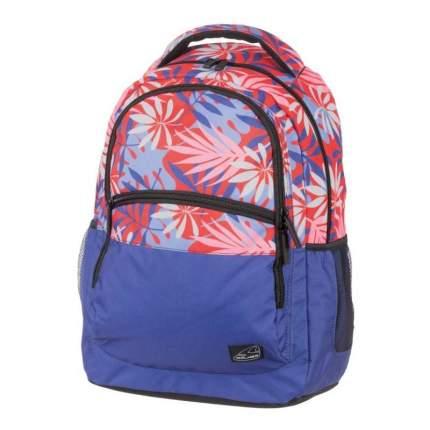 Рюкзак детский WALKER Base Classic Red Leaves для девочек Сиреневый 42264/143