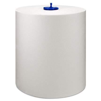 Полотенца в рулоне Tork Universal 1120 листов 1 слой белые 280 м*21 см