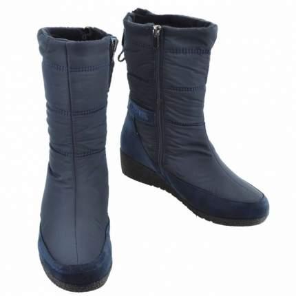 Дутики женские Meglias ALN-02-2 синие 36 RU