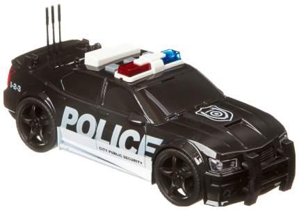 Инерционная машинка Bondibon «ПАРК ТЕХНИКИ», полиция, свет, звук BOX 23,5х11х15,5