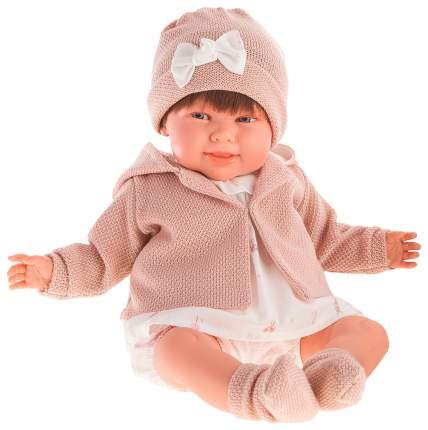 """Кукла """"Макарена"""", в розовой курточке (52 см)"""