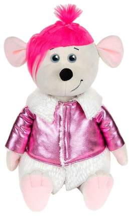 "Мягкая игрушка ""Мышка Аллочка в дубленке"", 28 см MT-MRT021914-28 Maxitoys"