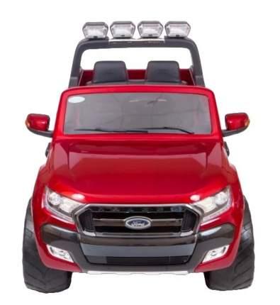 Детский электромобиль Barty Ford Ranger F650 полный привод(4WD) ЖК Монитором, Красный