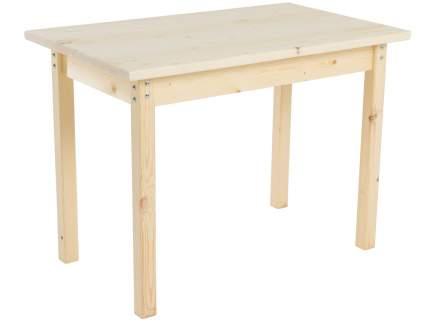 Обеденный стол Green Mebel Стол со столешницей 600х1000х28 Натуральный