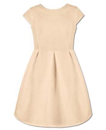 Молочное платье Радуга Дети 783410-ДЛН19,  размер 134