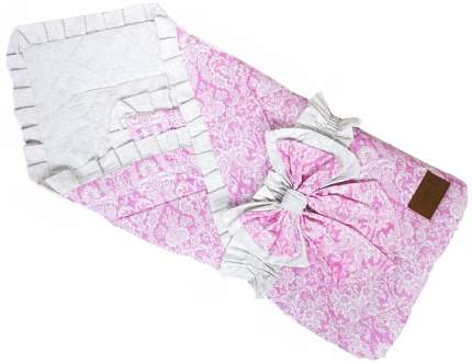 Одеяло на выписку AmaroBaby ЭЛИТ розовый