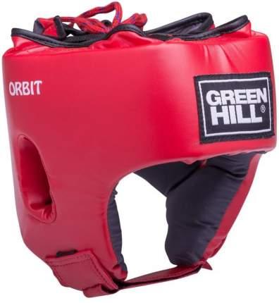Шлем боксерский Green Hill Orbit (детский), L, Для разного уровня, искусственная кожа