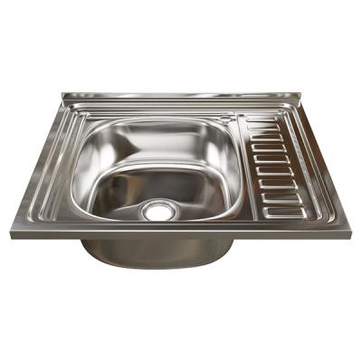 Мойка для кухни из нержавеющей стали MIXLINE 538190