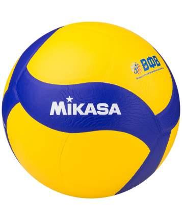 Волейбольный мяч Mikasa VT500W №5 blue/yellow